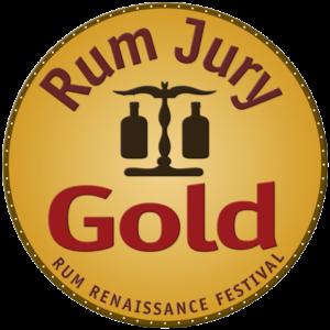 Rum Jury Gold Award - Miami Rum Renaissance Festival